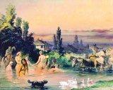 Vara, în Bucureştii de altădată - Căldură mare, monşer!