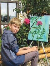 Micii pictori mari din Braşov