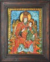 ANGELA LUDOŞANU - pictoriţă de icoane şi cusătoreasă de cămăşi româneşti: