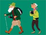 În formă, la bătrâneţe