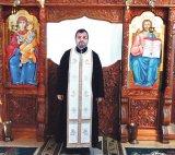 """Părintele Cosmin Ioan Sîmboan, din Curciu, jud. Sibiu - """"Niciodată crucea nu e mai grea decât poţi s-o duci"""""""