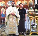 Părintele Cosmin Ioan Sîmboan, din Curciu, jud. Sibiu -