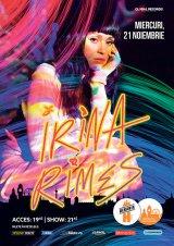 """IRINA RIMES - """"Dacă intri în rutină şi pierzi emoţia, parcă trece viaţa pe lângă tine fără rost"""""""