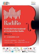 RadiRo - Aura Urziceanu, cap de afiş al Festivalului Orchestrelor Radio