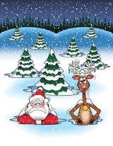 Mai aveţi chef de Moş Crăciun?