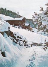 Iarna în Ţara Pădurenilor - Crăciun la Lelese