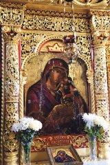 Cea mai veche mânăstire a României, cu cea mai veche icoană a Maicii Domnului - HODOŞ-BODROG