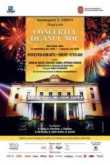 Concerte de Anul Nou la Sibiu şi Bucureşti