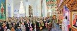 Părintele DINU POMPILIU - Biserica