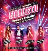 Concertul finaliştilor de la Vocea României