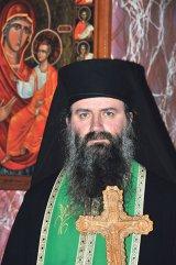 Pr. ANDREI RADU, stareţul Mânăstirii Almăj-Putna -