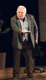 Poveşti nemuritoare, despre actori nemuritori, spuse de o legendă vie a teatrului ieşean - PETRU CIUBOTARU
