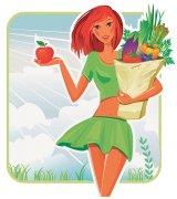 Avantajele regimului vegetarian