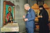 Prinţul Charles, printre credincioşii români din Londra