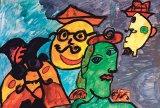 Lecţii de zbor pentru copiii care visează să fie artişti - GALERIA ROMNICEANU