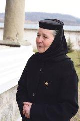 Mânăstirea Govora - Maica stareţă HERUVIMA COVACI: