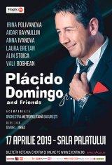 PLÁCIDO DOMINGO Jr. în premieră la Bucureşti