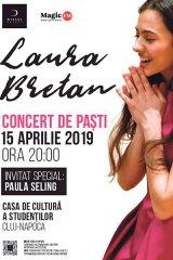 Serbări muzicale la Cluj - CHRYSTA BELL şi LAURA BRETAN