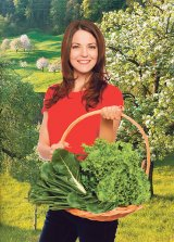 """Sănătate """"verde"""" - SALATA şi SPANACUL"""