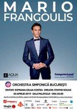 Un grec grandios - MARIO FRANGOULIS, cel mai bun cântăreţ crossover din lume