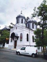 Părintele ANTIM DAVID - stareţul Mânăstirii