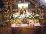 Sfântul cu miros de flori