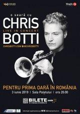 Serenadă la trompetă - Americanul CHRIS BOTTI în premieră la Bucureşti