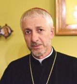 """Preasfinţitul FLORENTIN CRIHĂLMEANU - Episcop greco-catolic de Cluj-Gherla - """"Eu cred că există o sensibilitate a Suveranului Pontif faţă de România"""""""
