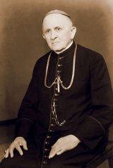 Preasfinţitul FLORENTIN CRIHĂLMEANU - Episcop greco-catolic de Cluj-Gherla -