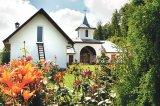 Îngeriţele din vârful muntelui - Mânăstirea Ţeţ