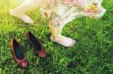 Picioarele, în timpul verii