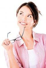 Ochelarii şi machiajul