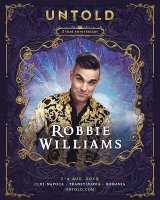 "ROBBIE WILLIAMS -  ""Va fi show-ul vieţii voastre!"""