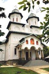 Şirul minunilor de la Mânăstirea Slănic de Argeş