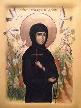 Sfânta românilor - Teodora de la Sihla