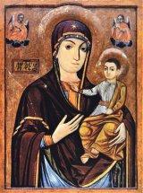 """Pr. arhimandrit ANDREI COROIAN - """"La Mânăstirea Nicula, Fecioara Maria e vie, există cu adevărat"""""""