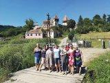 Turist în Transilvania