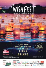 WishFest - Festivalul lampioanelor plutitoare