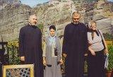 Calatori romani pe trasee religioase