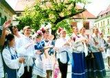 Sighisoara in festival
