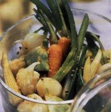 Mancaruri cu legume si mirodenii