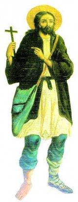Sfantul cel descult din Dealul Mitropoliei si minunile lui
