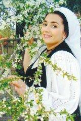 In Hateg, pe sub flori de cires