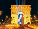 Student roman la Paris