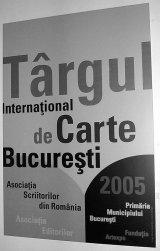 Targul International de Carte - Bucuresti