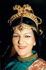 Silvia Luca - cantareata de opera