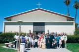 Biserica romaneasca in California