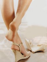 Sase pasi pentru picioare sanatoase