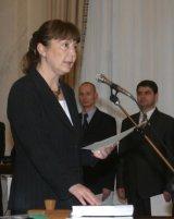 Monica Macovei - Ministrul Justitiei