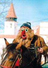 Carnavalul primaverii la Prejmer